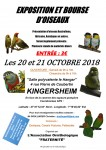 Affiche AOF 2018