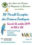 Affiche marche AOH 34 2019