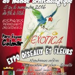 Affiche Exotica 2016