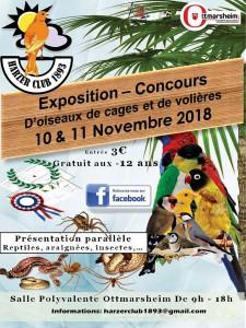 Exposition-concours - HC1893 2018